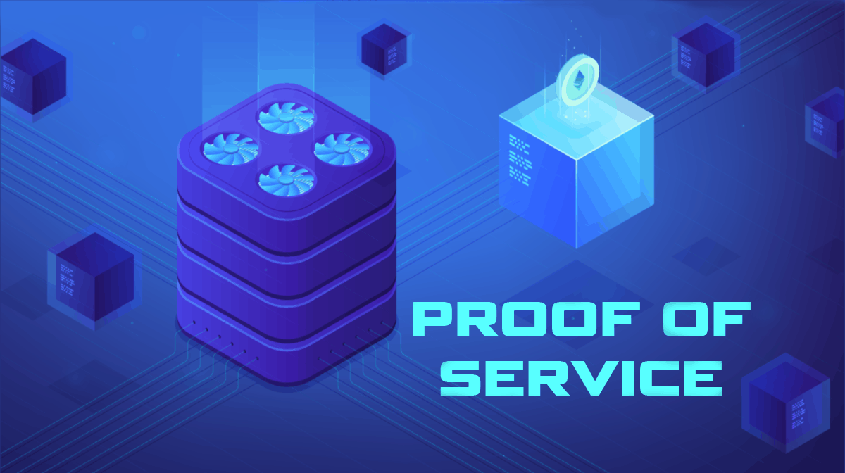 Proof of Service - Source: ShutterStock.com