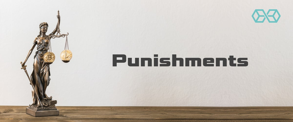 Punishments - Source: Shutterstock.com