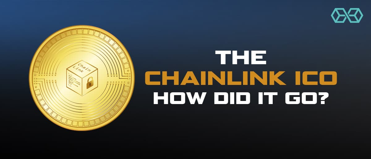 The ChainLink ICO How did it go? - Source: Shutterstock.com