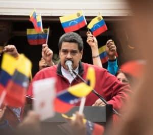 Venezuelan President Nicolás Maduro – Source: ShutterStock.com