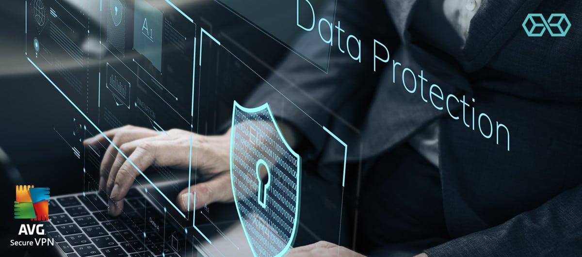 Data protection -AVG Secure VPN - Source: Shutterstock.com