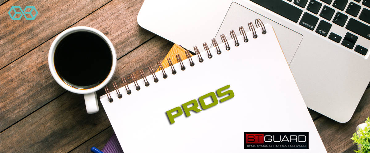 Pros BTGuard - Source: Shutterstock.com