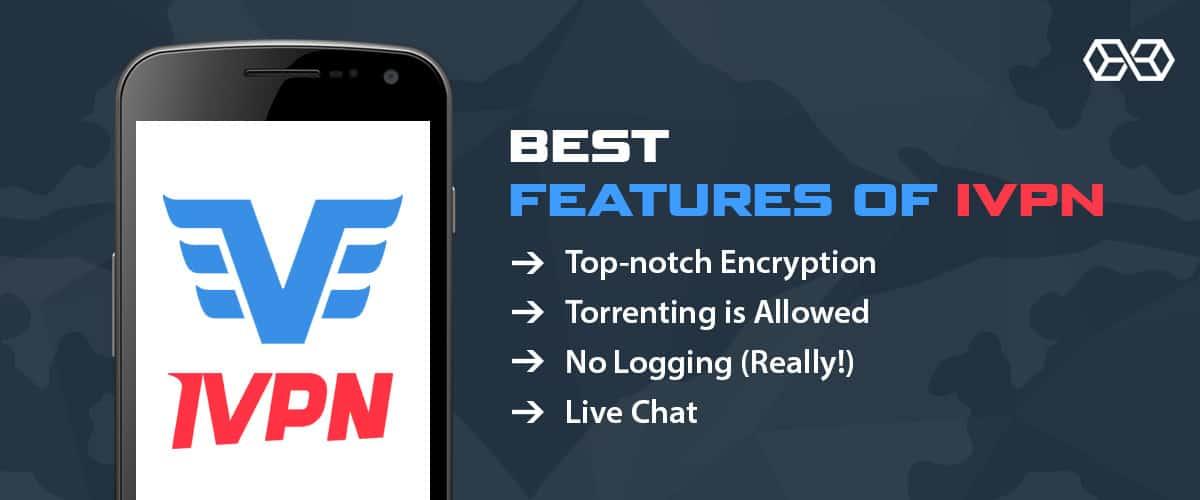 Best Features of IVPN