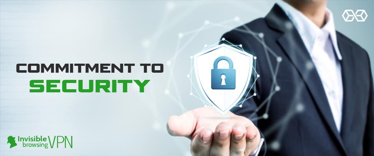 Commitment to Security ibVPN - Source: Shutterstock.com