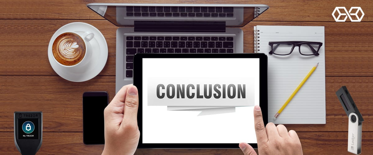 Conclusion - Source: Shutterstock.com