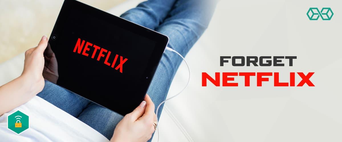 Forget Netflix Kaspersky VPN - Source: Shutterstock.com