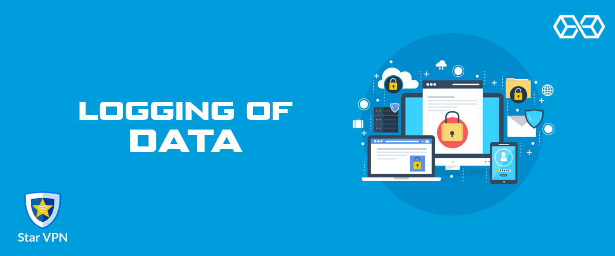 Logging of Data Star VPN - Source: Shutterstock.com