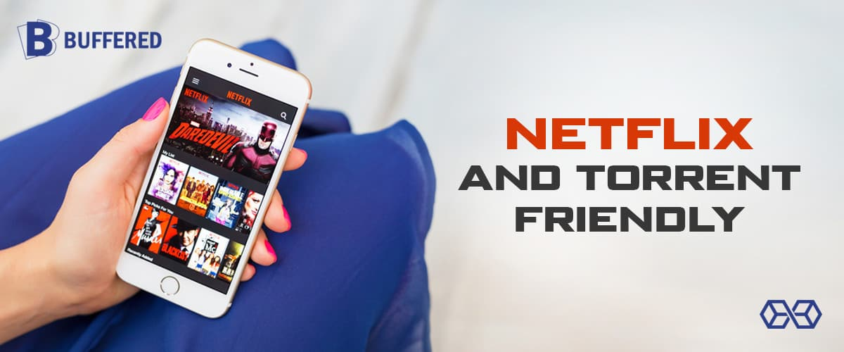 Netflix and Torrent Friendly