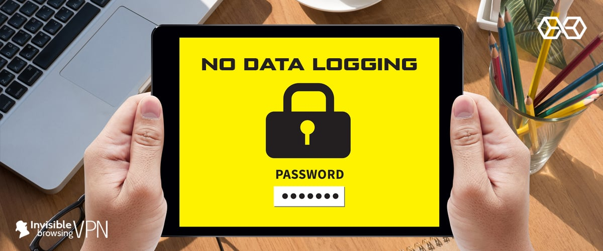No Data Logging ibVPN - Source: Shutterstock.com