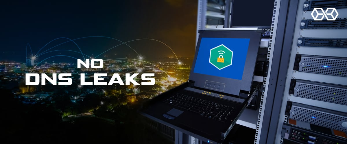 No DNS Leaks Kaspersky VPN - Source: Shutterstock.com