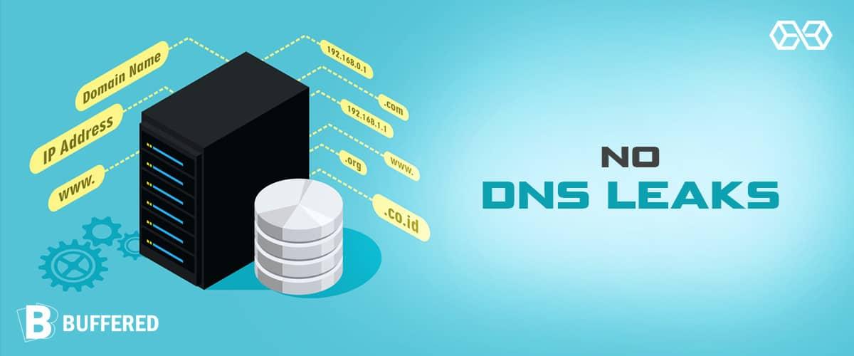 No DNS Leaks