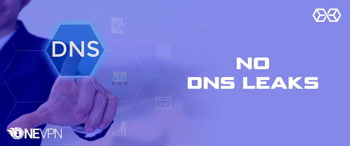 No DNS Leaks - Source: Shutterstock.com
