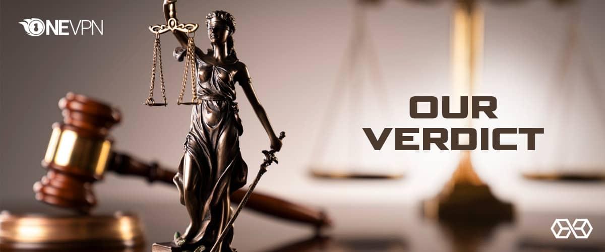 Our Verdict - Source: Shutterstock.com