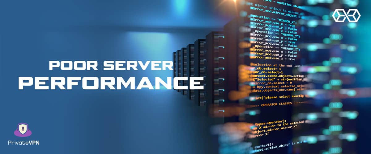Poor Server Performance - Source: Shutterstock.com