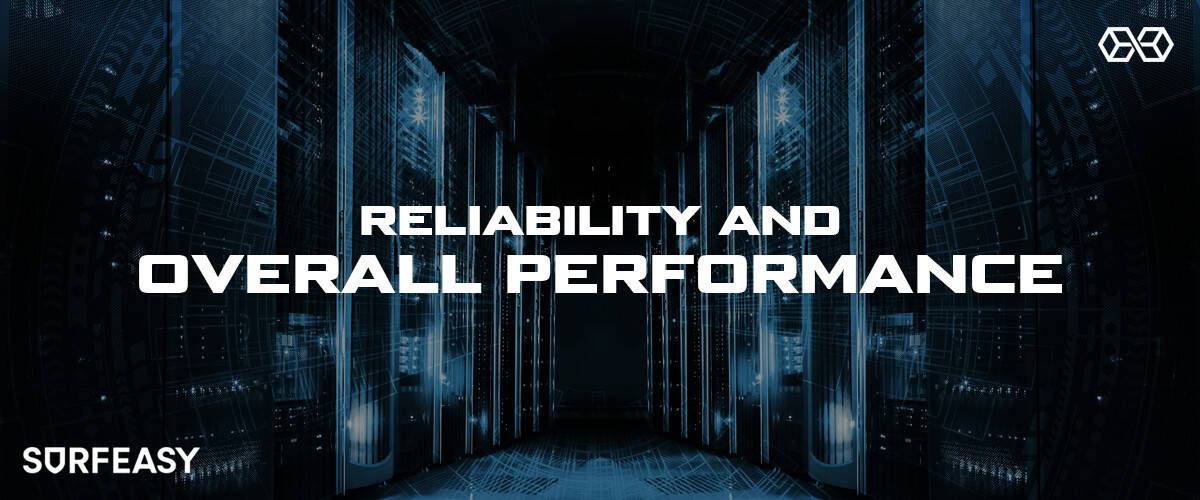 Reliability and Overall Performance - Source: Shutterstock.com