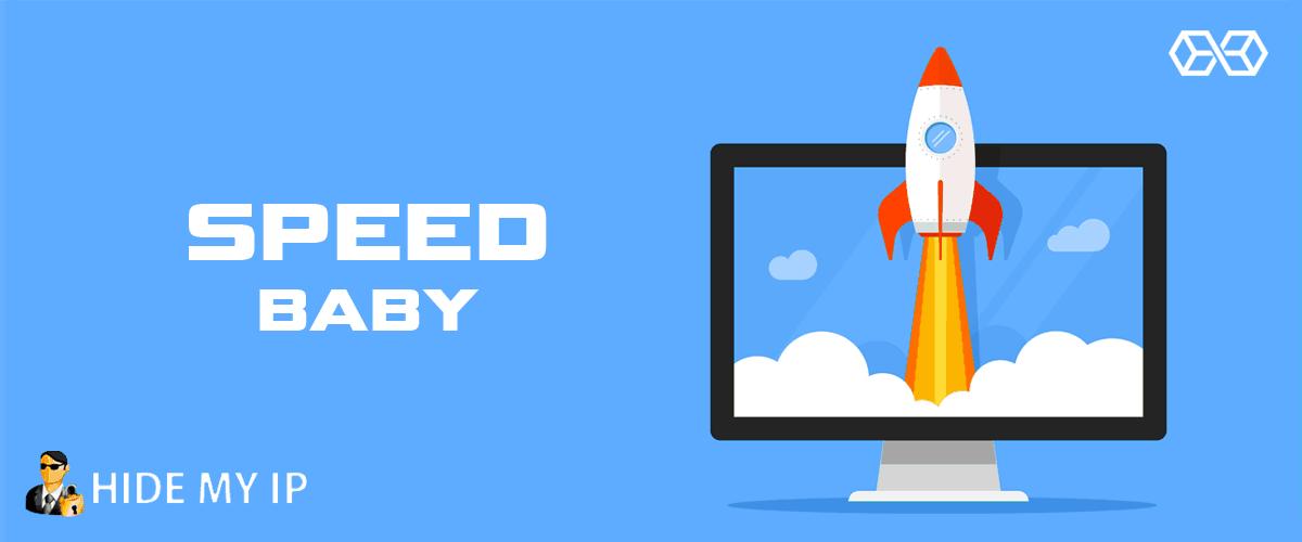 Speed Baby - Source: Shutterstock.com