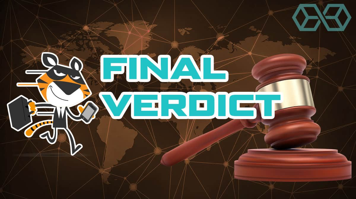 TigerVPN Final Verdict