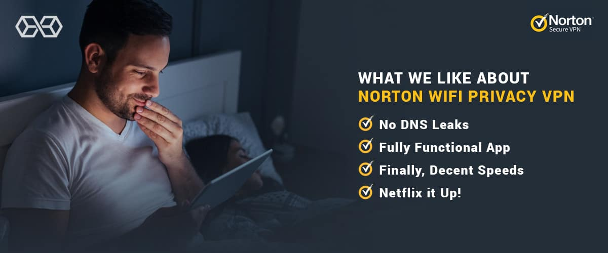 What We Like About Norton Secure VPN