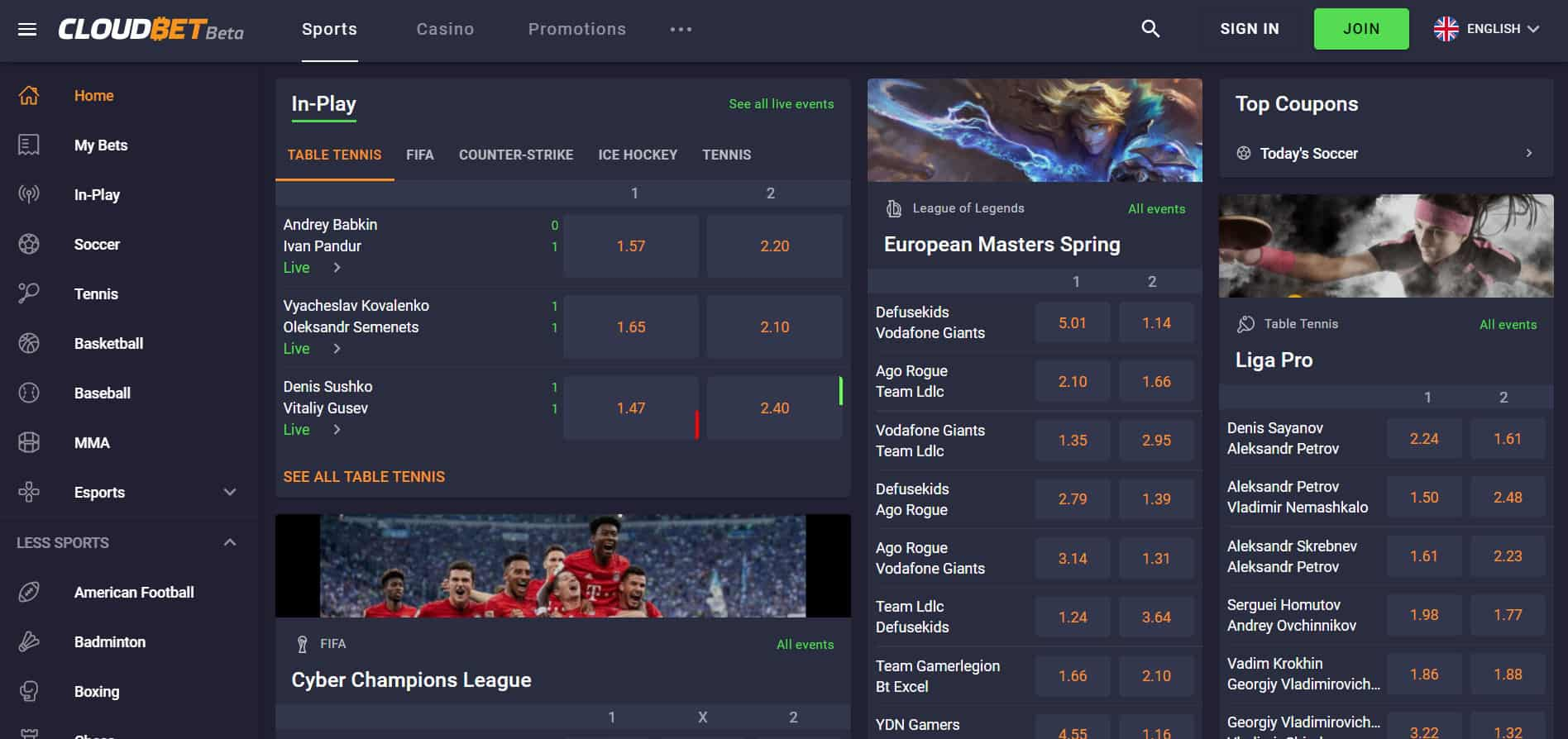 Bitcoin live betting plus betting premier league 2021/14 table