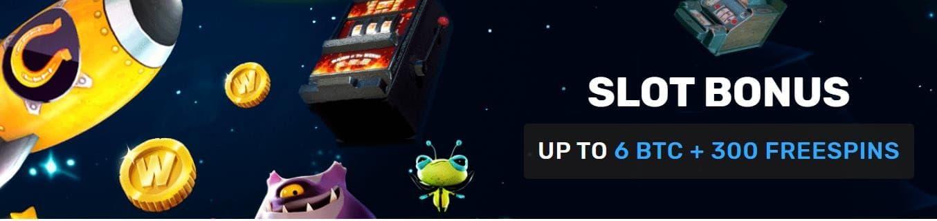Winz.io Slot Bonuses