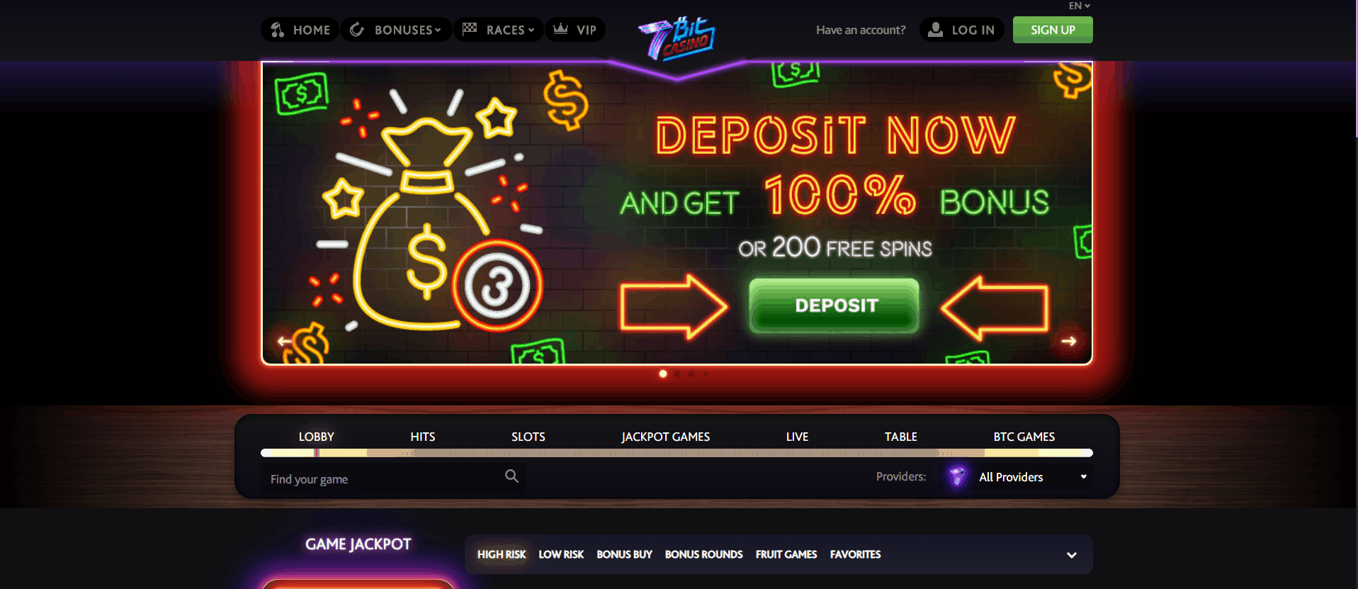 buy a online casino that exepts cryptocurrencies