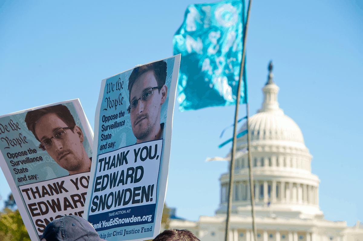 Edward Snowden Leaks
